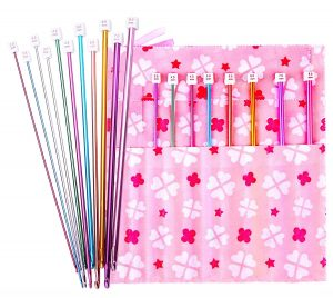 Tunisian Crochet Hooks Set